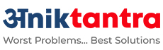 Aniktantra Logo - Worst Problems Best Solutions